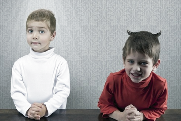 El segundo hijo es el más problemático, según la ciencia