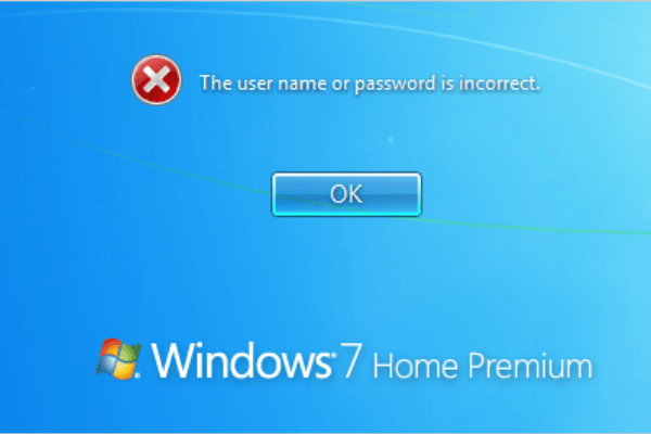 Cómo resetear el password de Windows